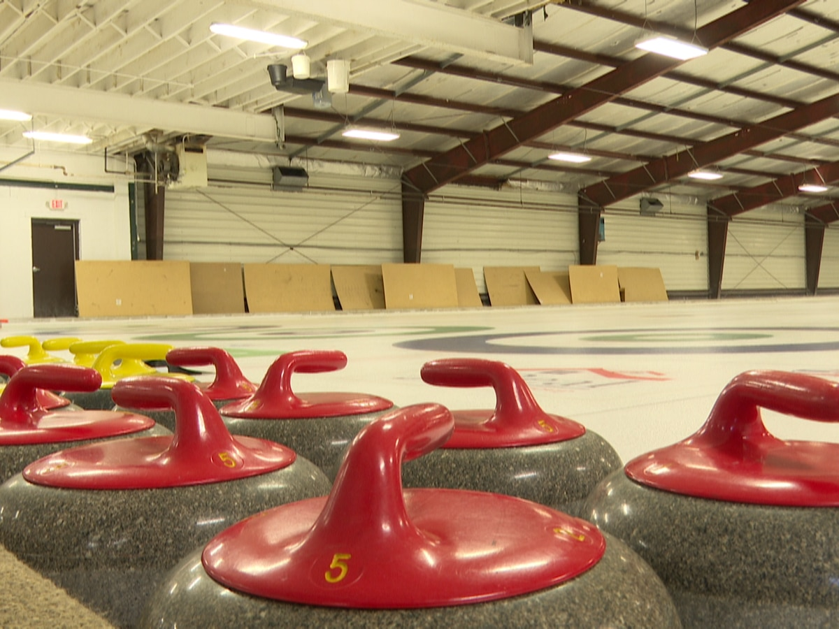 Curling season back in action