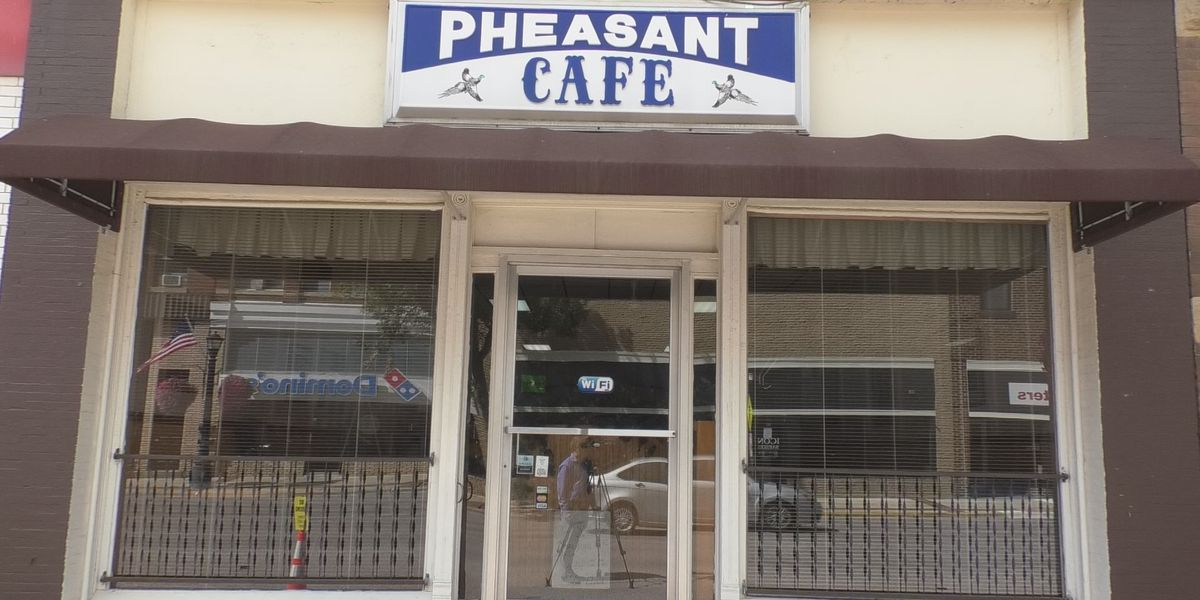 Pheasant Café to close by year's end