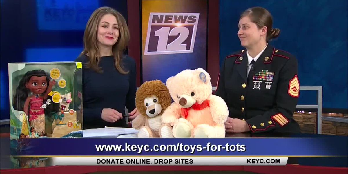 Toys for Tots program now accepting donations