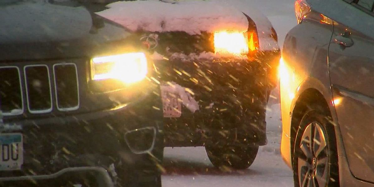 Minnesota State Patrol reports 277 crashes on Monday