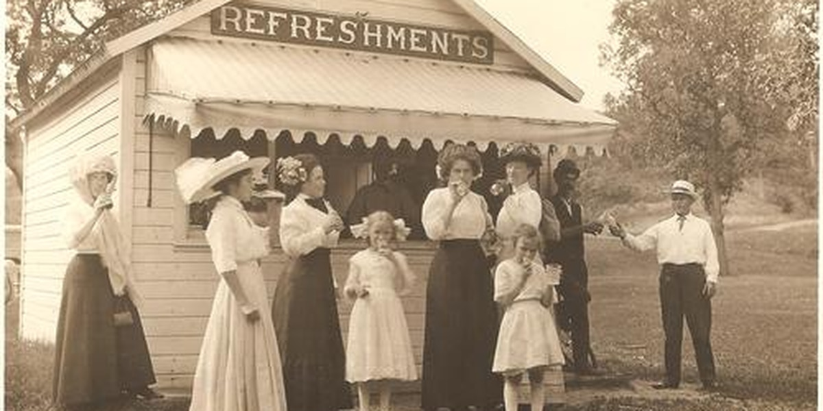 Throwback Thursday: Minneopa Refreshment Stand