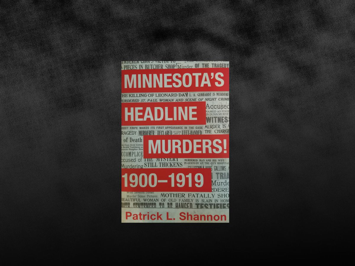 "BCHS to host book signing for ""Minnesota's Headline Murders! 1900-1910"" author"