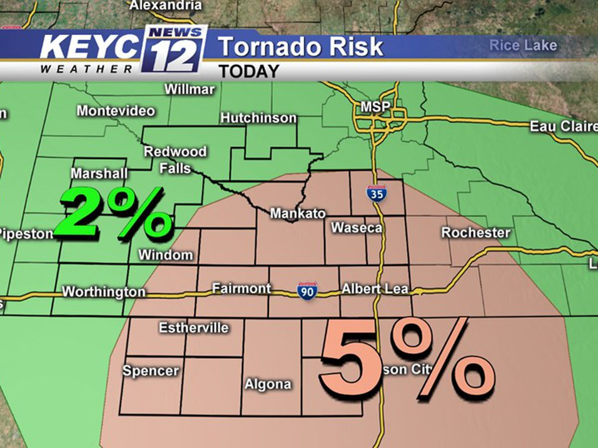 What a 5% tornado means