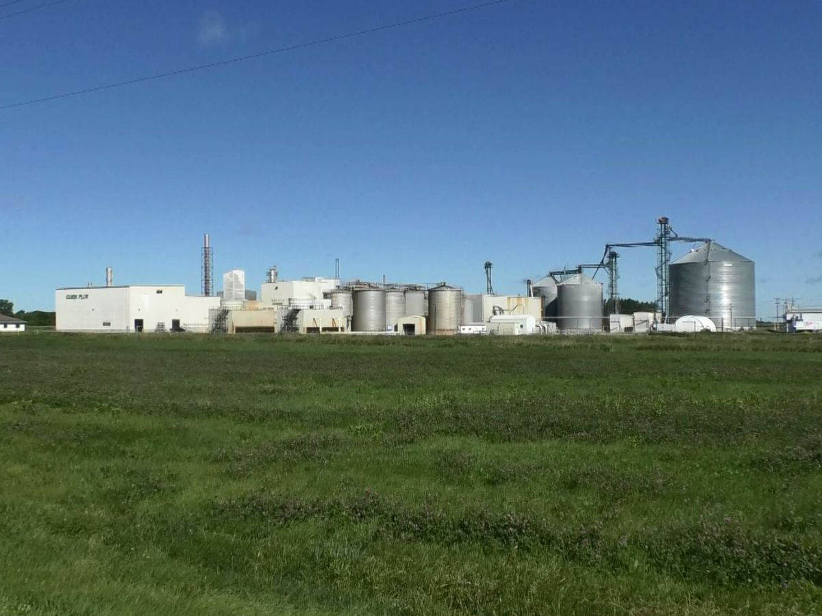Carbon dioxide would be stored underground in North Dakota