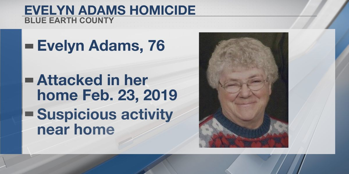 Authorities still seeking answers in death of Evelyn Adams