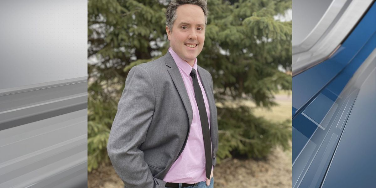Meet freshman state lawmaker Rep. Luke Frederick