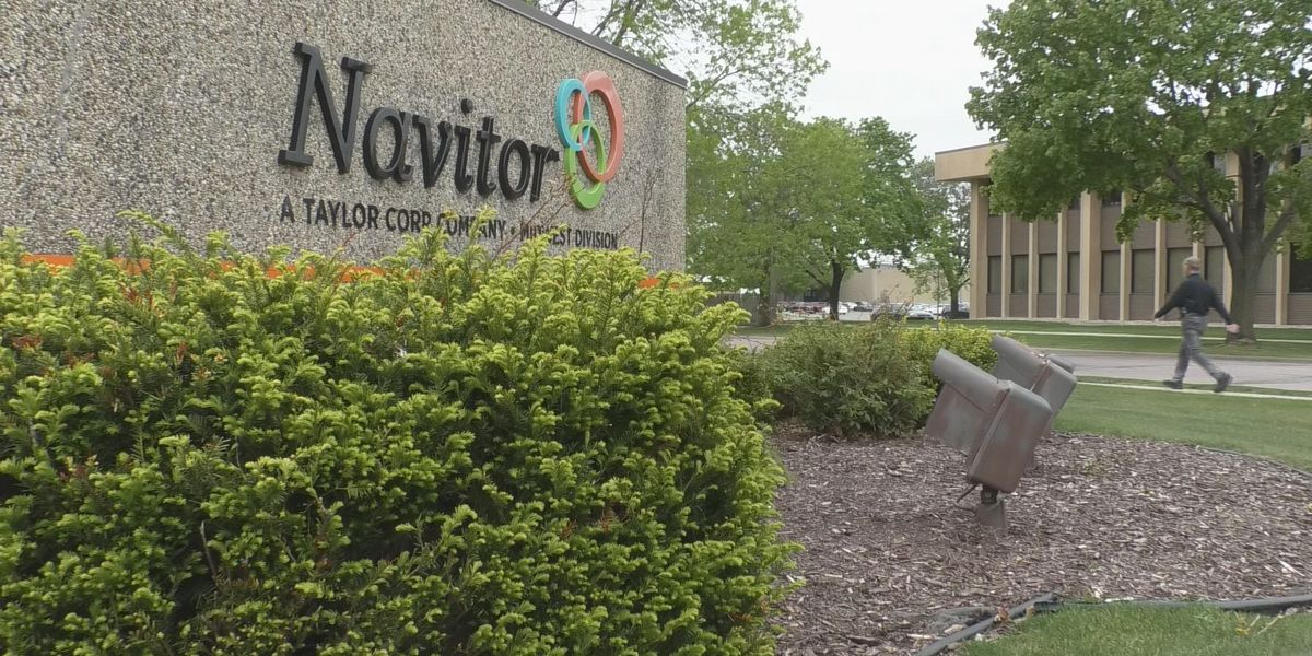 Taylor Corp, Navitor Specialty Products remained open through state shutdown
