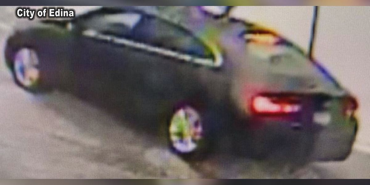 Vehicle suspected to be involved in Edina hit and run incident found in Mankato