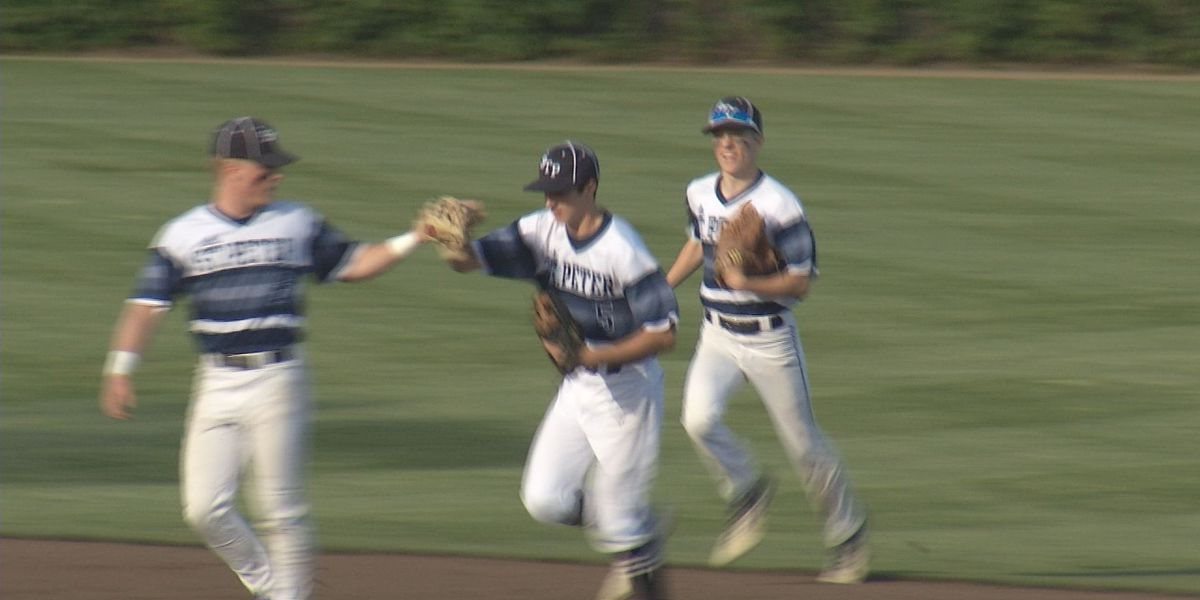 St. Peter marches into Class AA semifinals