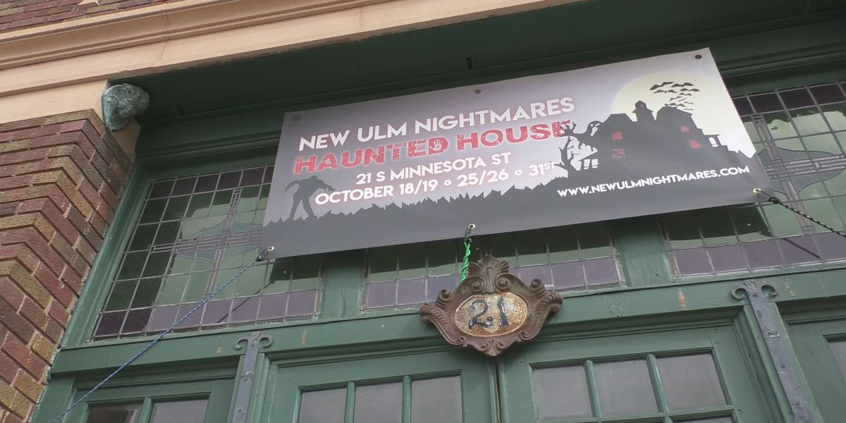 New Ulm Nightmares Haunted House prepares for opening day