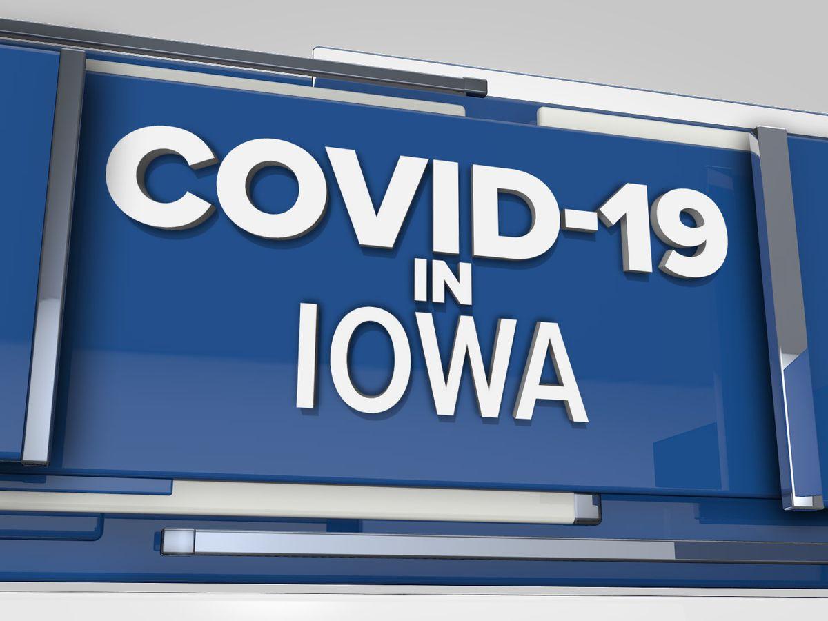 Iowa identifies Brazil coronavirus variant case