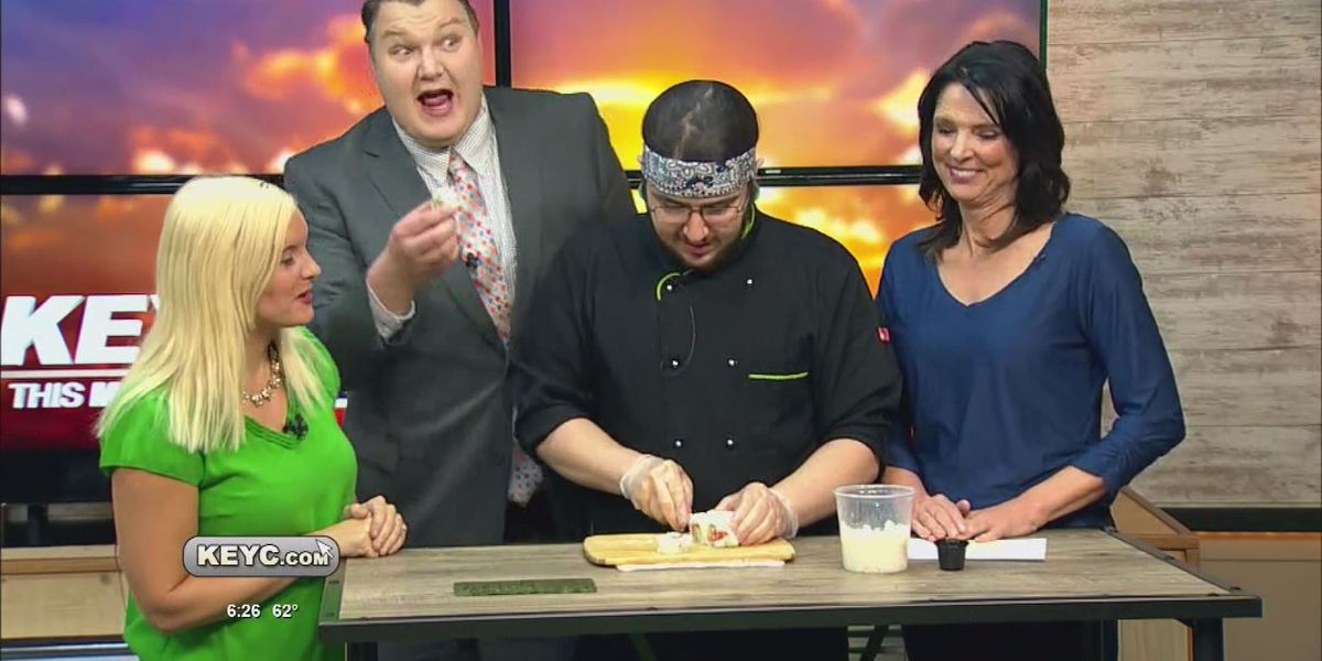A lesson in sushi from Sushi Box of Mankato