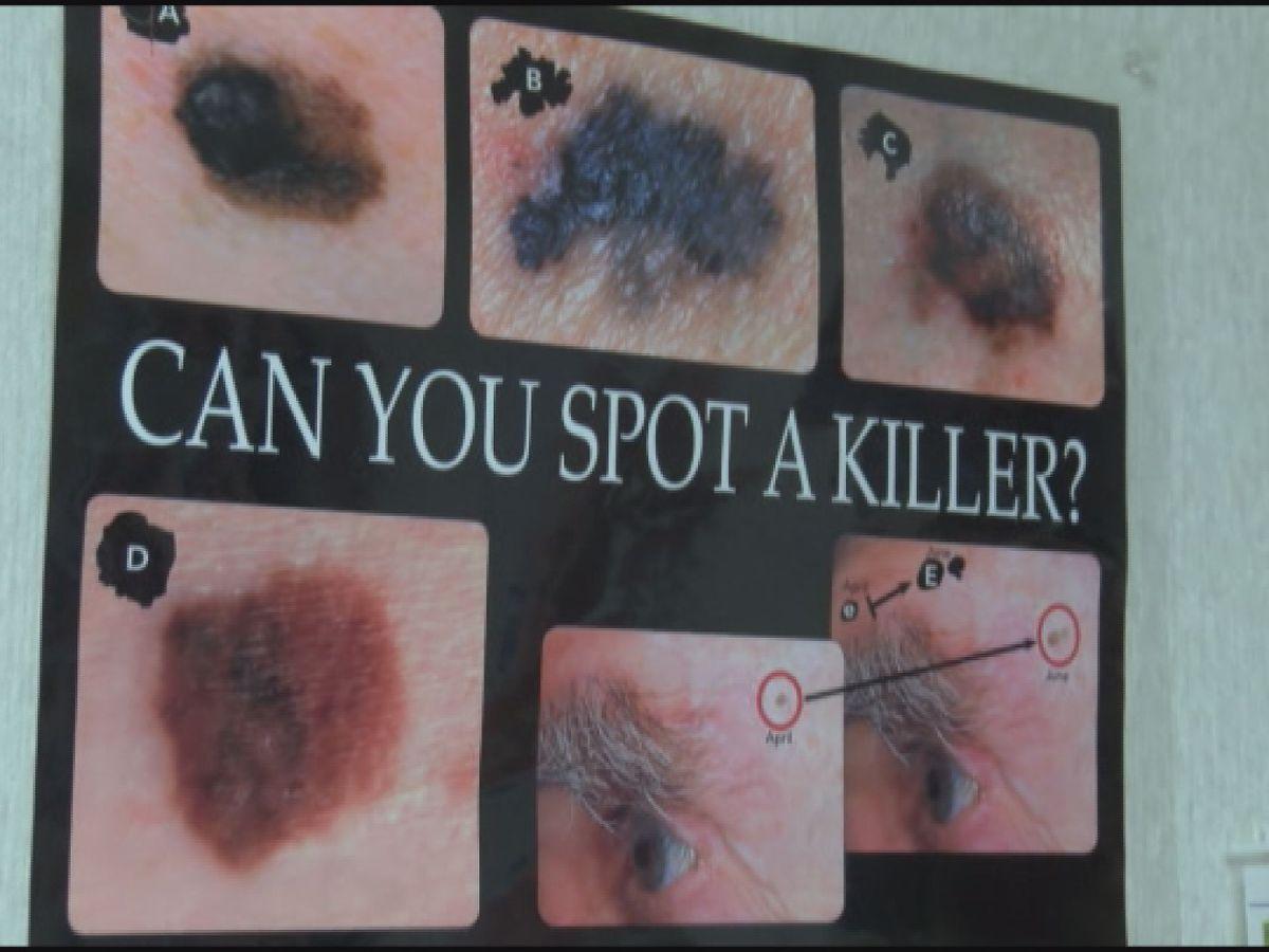 Mayo sheds light on skin cancer awareness
