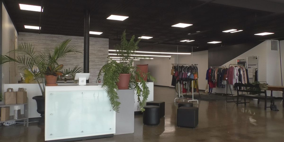Soft opening of The Union Market