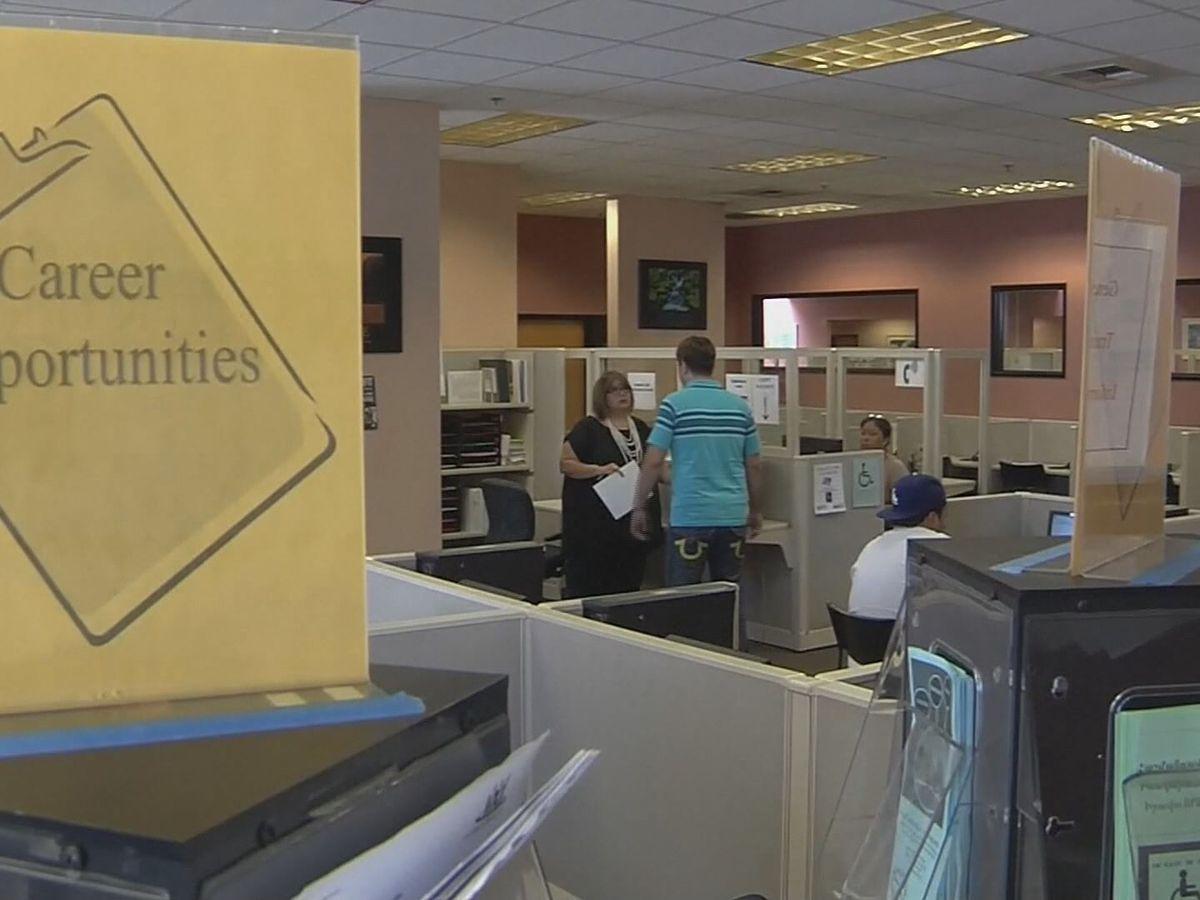Minnesota job numbers slowly rebounding