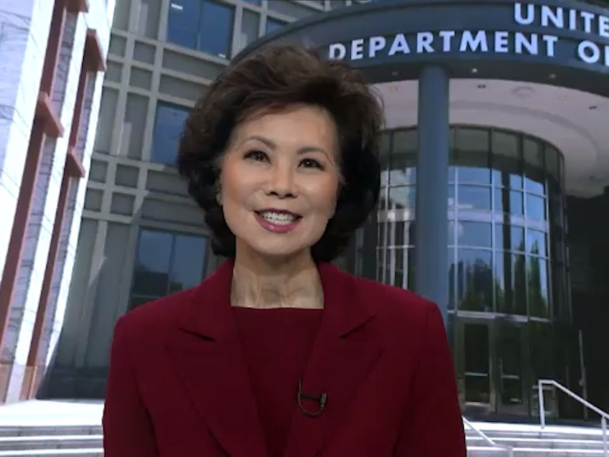 Transportation Secretary Elaine Chao says new grants will improve safety and reliability of local bus systems
