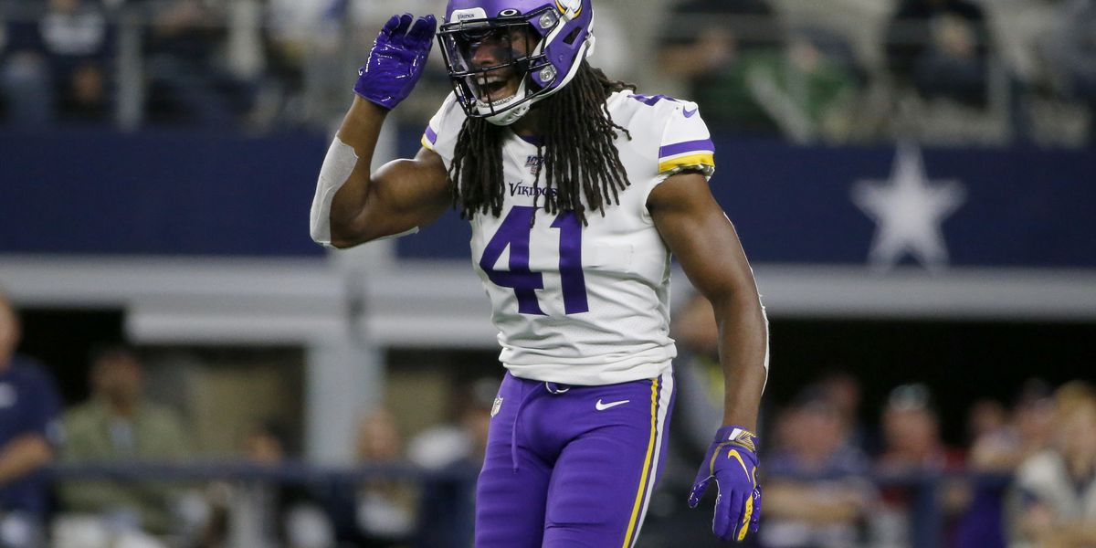 Anthony Harris signs Vikings' franchise tag offer