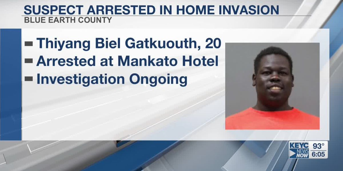 Man faces 11 charges in connection to home invasion in Lewisville