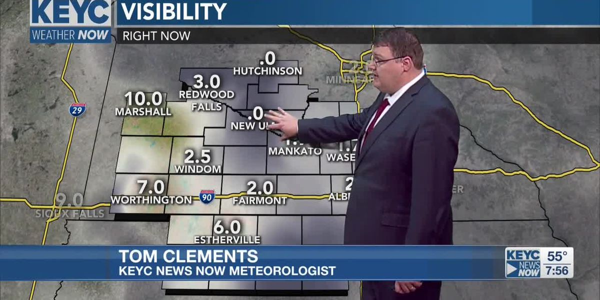 KEYC News Now Weather Update 4720