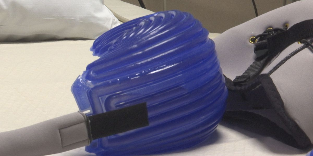 Cool cap prevents hair loss for cancer patients