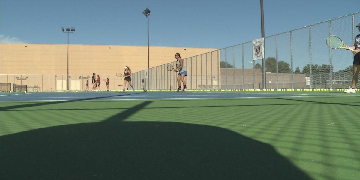 St. James Area tennis opens new season on Monday