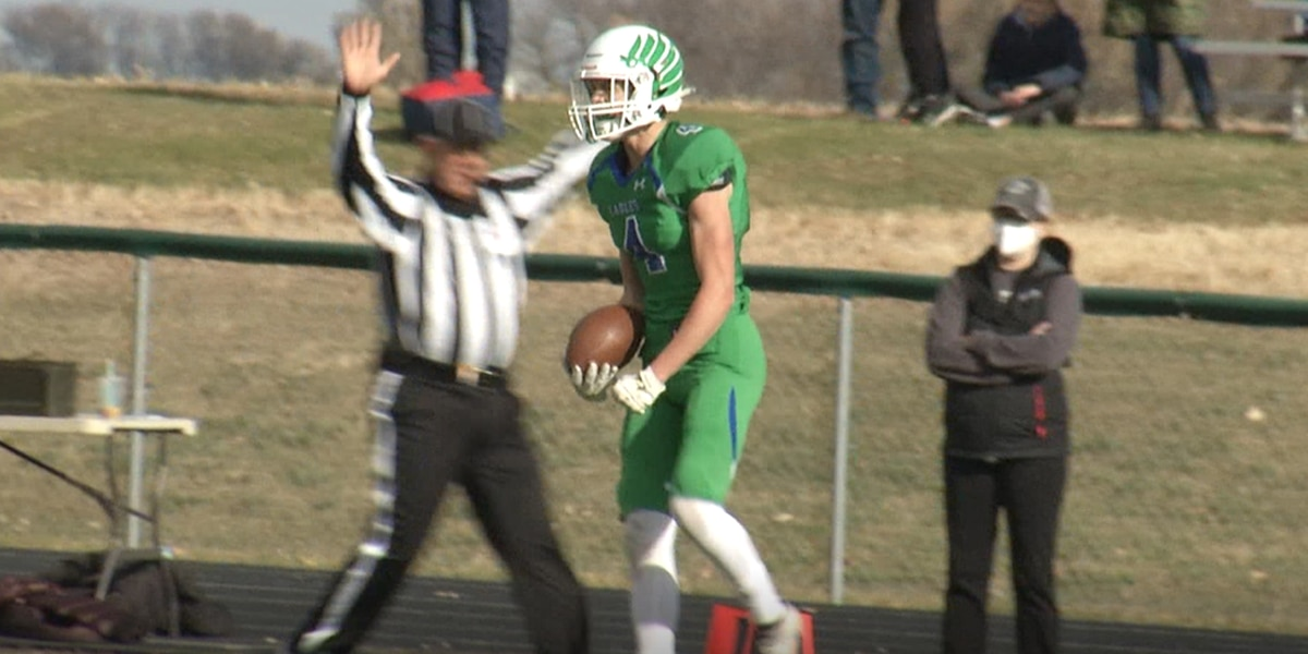 Maple River wins in 2OT over Rockford Rockets