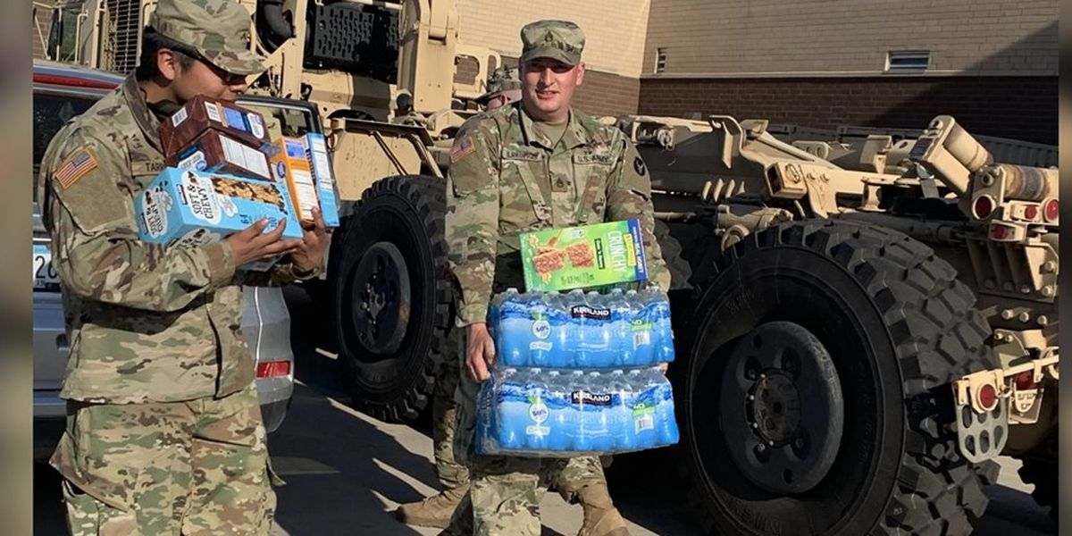 Local woman on a mission to give back to National Guard Members deployed to Twin Cities