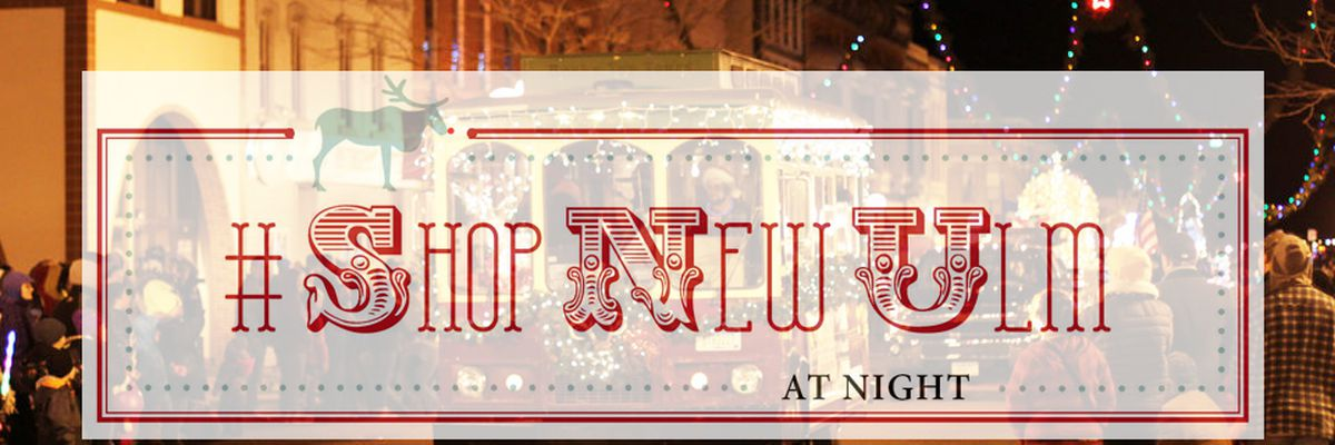 Businesses extending hours for Shop New Ulm at Night event