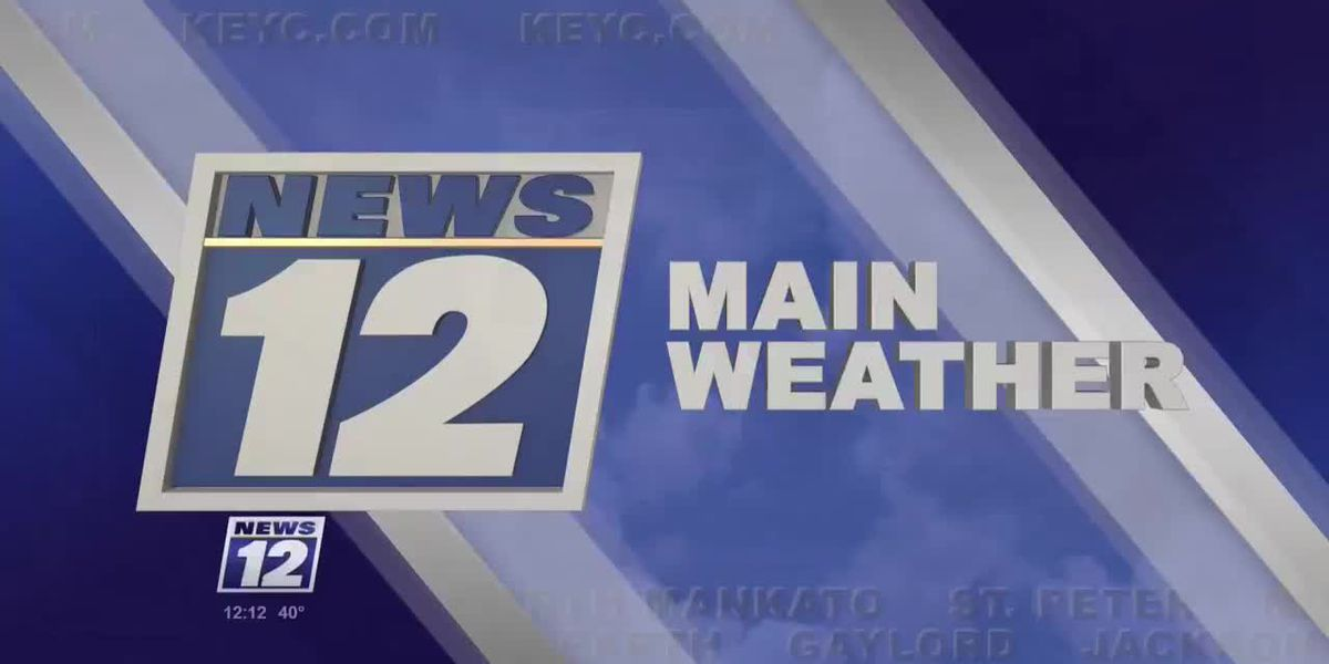 KEYC News 12 Midday Weather At Noon 102219
